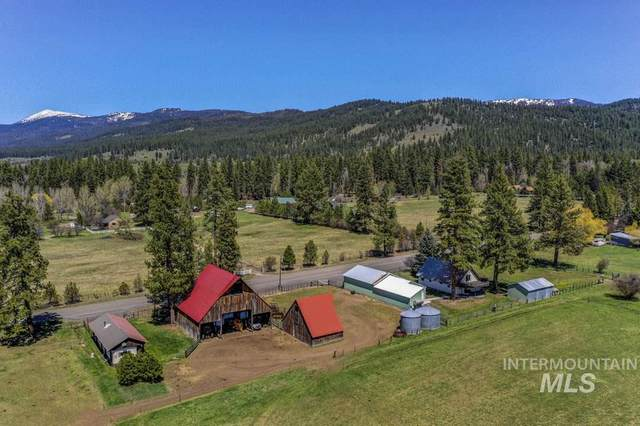 3295 & 3297 Highway 55, New Meadows, ID 83654 (MLS #98766511) :: Epic Realty