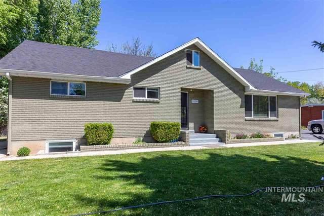 9118 W Garverdale, Boise, ID 83704 (MLS #98766528) :: City of Trees Real Estate