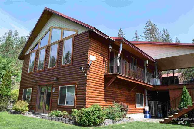 131 Cedar Mill Road, Kamiah, ID 83536 (MLS #98766606) :: New View Team