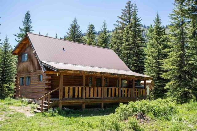 1905 Lone Tree, Donnelly, ID 83615 (MLS #98766688) :: Navigate Real Estate