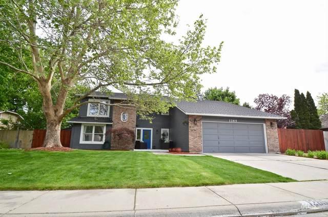 1265 E Lexington, Boise, ID 83706 (MLS #98766760) :: Boise River Realty