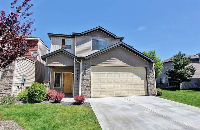 8684 W Pine Nut Lane, Boise, ID 83709 (MLS #98766771) :: Team One Group Real Estate