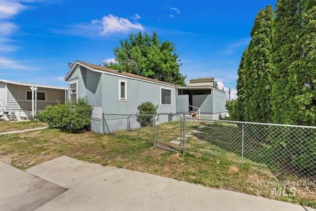 700 E Fairview #6, Meridian, ID 83646 (MLS #98766773) :: Michael Ryan Real Estate