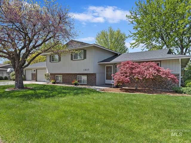 1327 S Lizaso Avenue, Boise, ID 83709 (MLS #98766780) :: Navigate Real Estate
