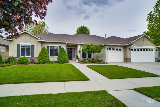 4733 W Dawson Dr, Meridian, ID 83646 (MLS #98766792) :: Navigate Real Estate