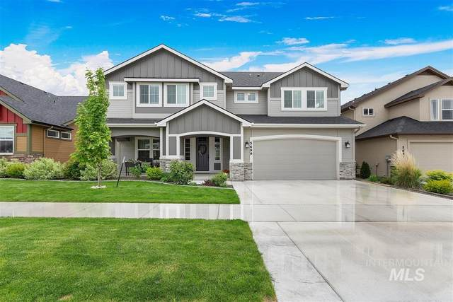 5699 E Bend Ridge Street, Boise, ID 83716 (MLS #98766813) :: Team One Group Real Estate