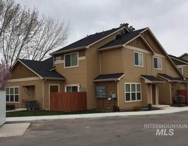 100 S Locust Grove Building M, Meridian, ID 83642 (MLS #98766826) :: City of Trees Real Estate