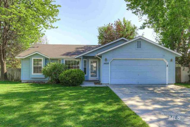 1400 Goldenrod Place, Nampa, ID 83686 (MLS #98766830) :: Full Sail Real Estate