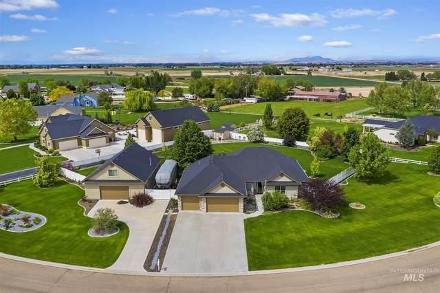 17780 Polara Way, Nampa, ID 83687 (MLS #98766841) :: Boise River Realty