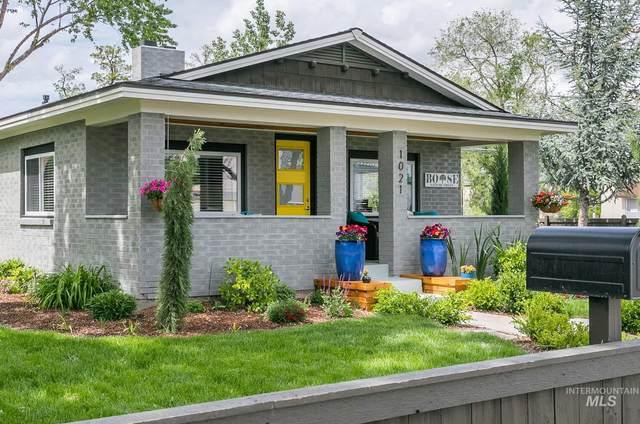 1021 N 29th St, Boise, ID 83702 (MLS #98766850) :: Navigate Real Estate
