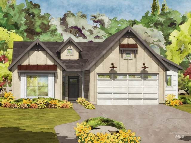 10306 Millgrain Street, Nampa, ID 83687 (MLS #98766863) :: Boise River Realty