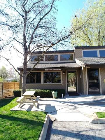 410 S Orchard Street #140, Boise, ID 83705 (MLS #98766885) :: Adam Alexander