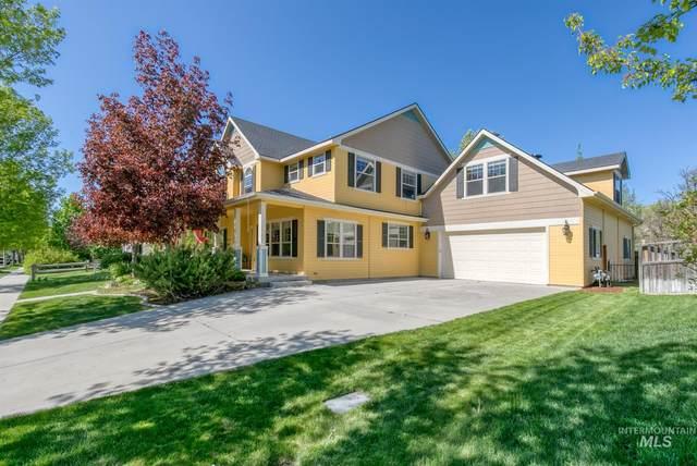 5140 W Banker Drive, Boise, ID 83714 (MLS #98766888) :: Jon Gosche Real Estate, LLC