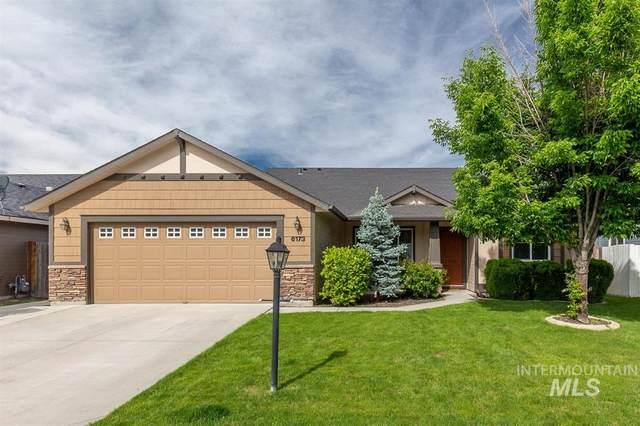 6173 N Silver Elm Way, Meridian, ID 83646 (MLS #98766898) :: Jon Gosche Real Estate, LLC