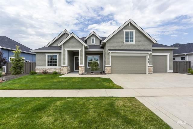 3897 E Mardia St, Meridian, ID 83642 (MLS #98766904) :: Story Real Estate
