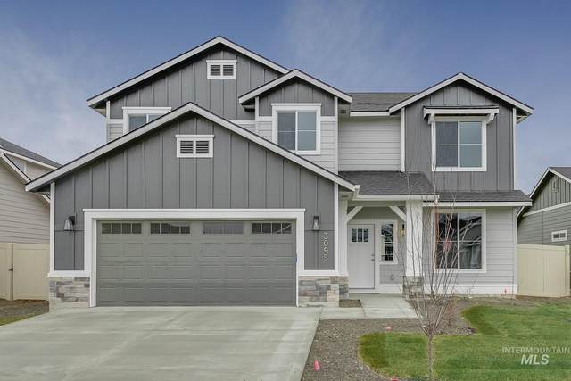 3272 W Zarea Dr, Meridian, ID 83642 (MLS #98766928) :: Story Real Estate