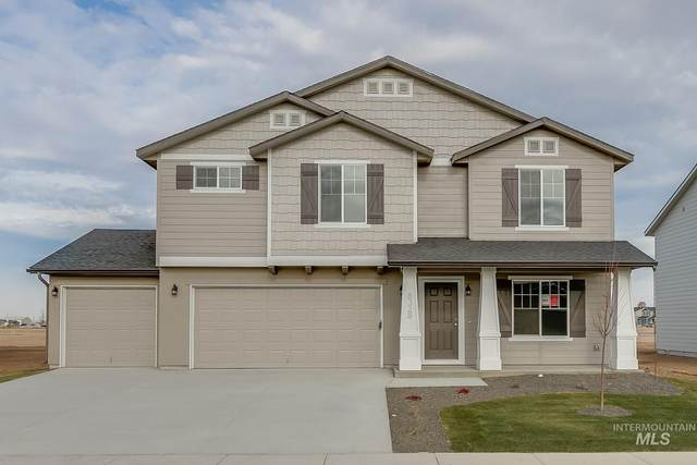 3290 W Zarea Dr, Meridian, ID 83642 (MLS #98766929) :: City of Trees Real Estate