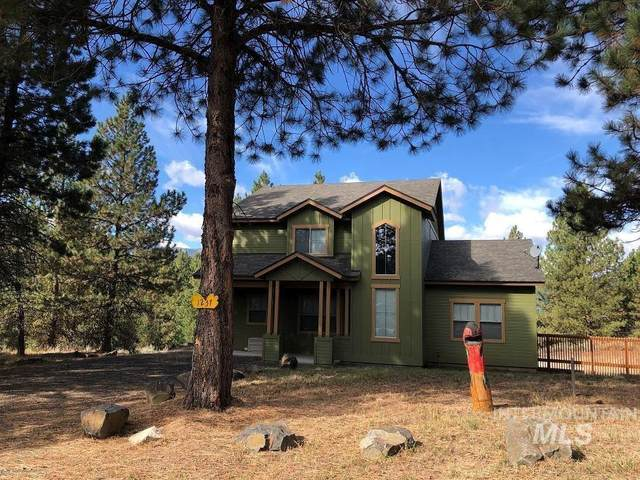 1237 View Dr, Cascade, ID 83611 (MLS #98766939) :: Boise River Realty