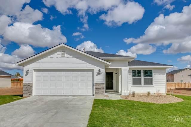 3400 S Adios St, Meridian, ID 83642 (MLS #98766942) :: City of Trees Real Estate