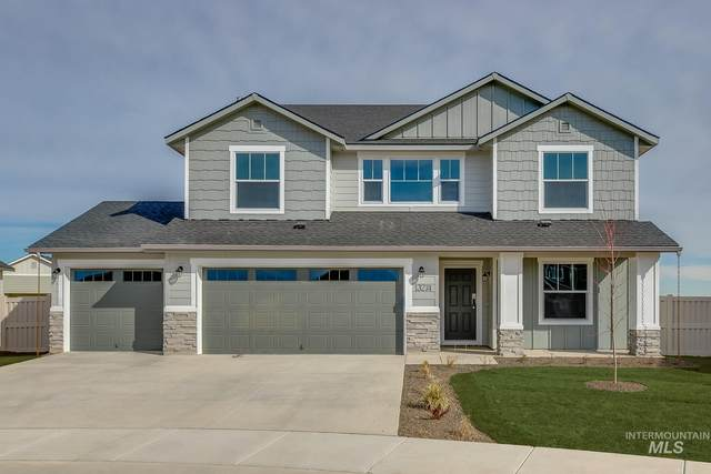 3308 W Zarea Dr, Meridian, ID 83642 (MLS #98766945) :: Story Real Estate