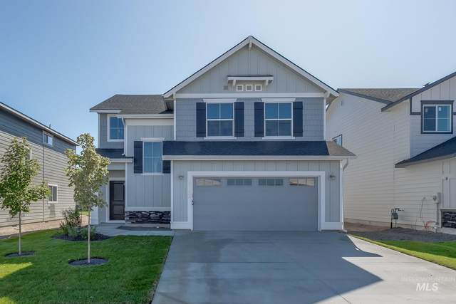 3326 W Zarea Dr, Meridian, ID 83642 (MLS #98766947) :: Story Real Estate