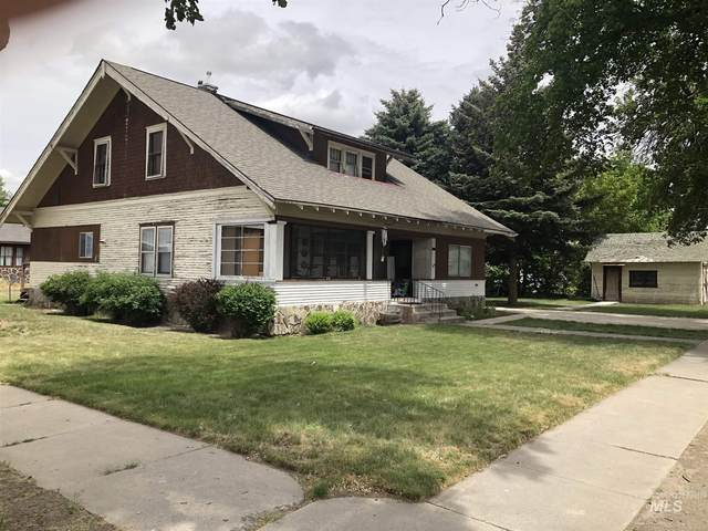 206 5th Ave E, Gooding, ID 83330 (MLS #98766998) :: Team One Group Real Estate