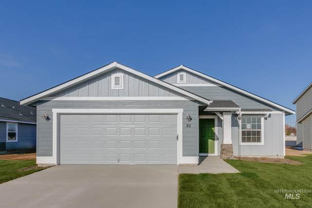 5868 S Donaway Ave, Meridian, ID 83642 (MLS #98767089) :: Story Real Estate
