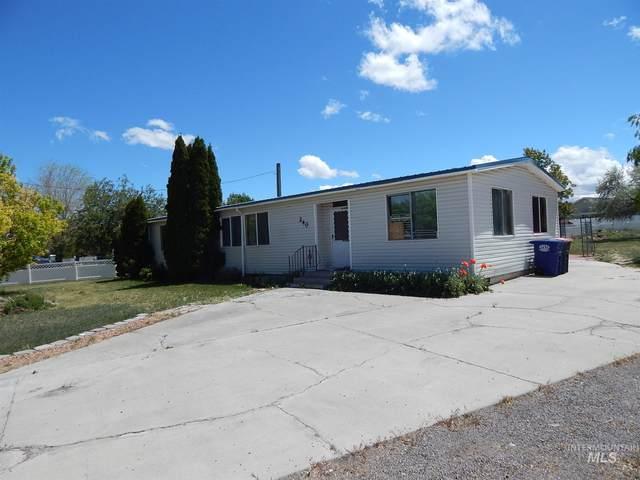 240 Park Ave, Twin Falls, ID 83301 (MLS #98767097) :: Juniper Realty Group