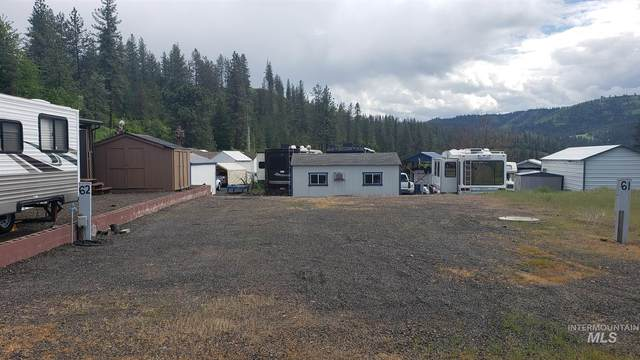Lot 62 Nez Perce St, Kamiah, ID 83536 (MLS #98767177) :: Boise Home Pros