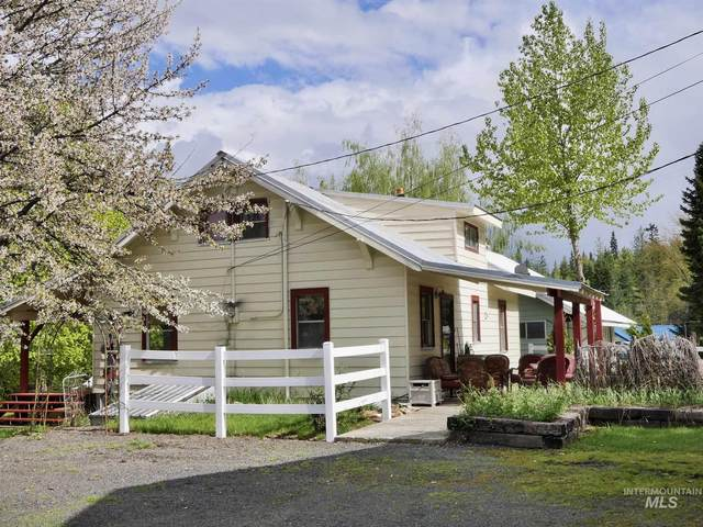 210 S Second, Elk River, ID 83827 (MLS #98767215) :: Epic Realty