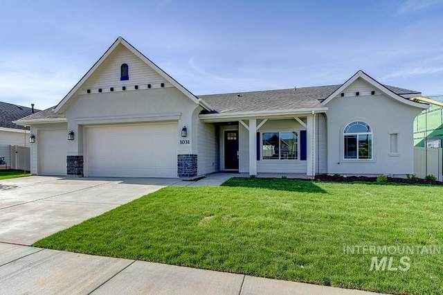1031 E Whitetail St., Kuna, ID 83634 (MLS #98767238) :: Boise River Realty