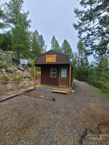 506 Hilltop Rd, Cascade, ID 83611 (MLS #98767240) :: Haith Real Estate Team