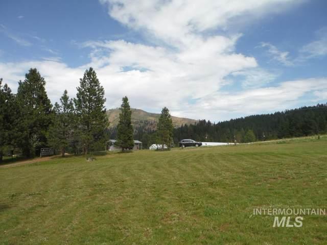 Lots 7 & 8 Clear Creek Estates #1, Boise, ID 83716 (MLS #98767254) :: Jon Gosche Real Estate, LLC