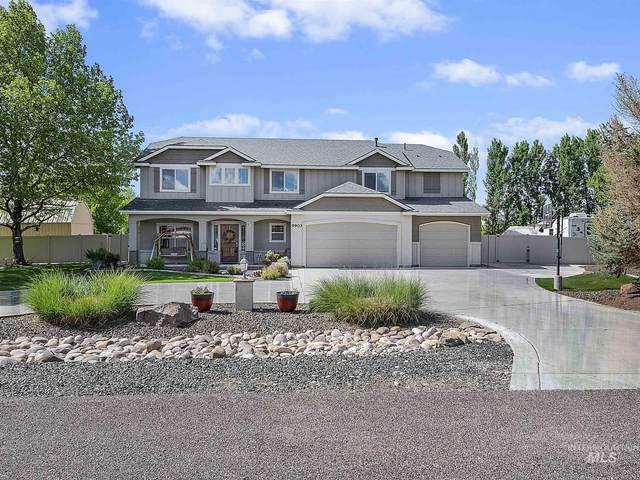 9903 Rosebud Dr., Nampa, ID 83687 (MLS #98767277) :: Boise River Realty