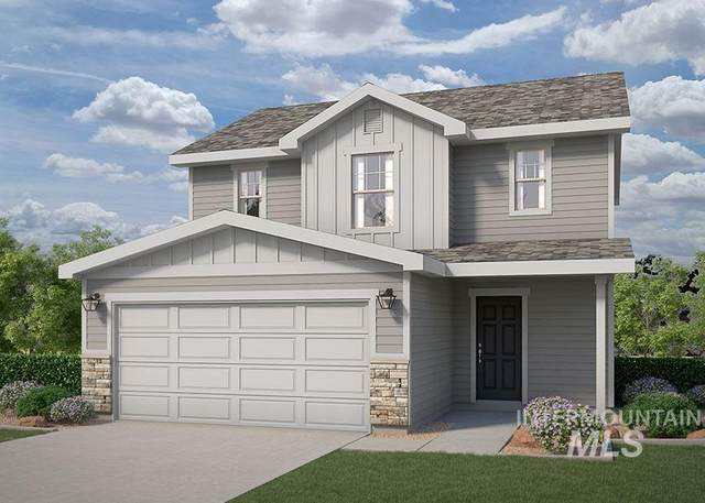 9064 W Songwood Drive, Boise, ID 83709 (MLS #98767320) :: Minegar Gamble Premier Real Estate Services
