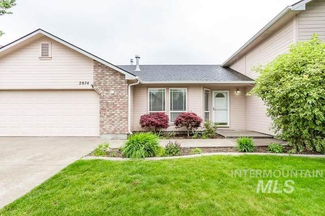 2874 N. Willowside, Meridian, ID 83646 (MLS #98767379) :: City of Trees Real Estate