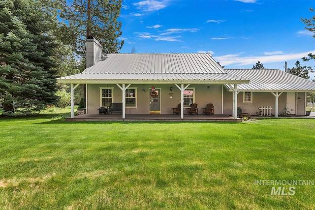 12 Bunch Drive, Garden Valley, ID 83622 (MLS #98767389) :: Navigate Real Estate