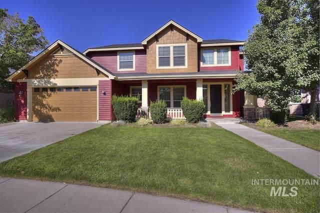 5545 N Fox Run Way, Meridian, ID 83646 (MLS #98767405) :: City of Trees Real Estate