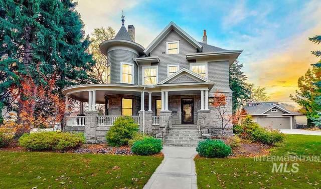 1305 N Harrison Blvd, Boise, ID 83702 (MLS #98767441) :: City of Trees Real Estate