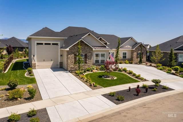 1044 N Arena Way, Eagle, ID 83616 (MLS #98767472) :: Full Sail Real Estate