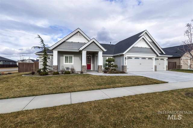 4146 W Wolf Rapids St., Meridian, ID 83646 (MLS #98767478) :: Jon Gosche Real Estate, LLC