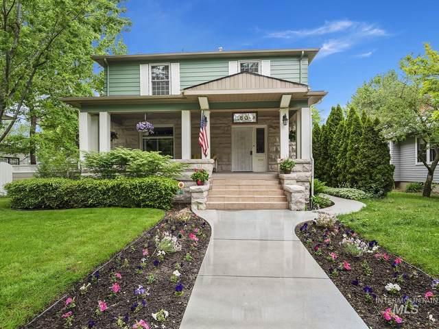801 N 20th, Boise, ID 83702 (MLS #98767482) :: Navigate Real Estate