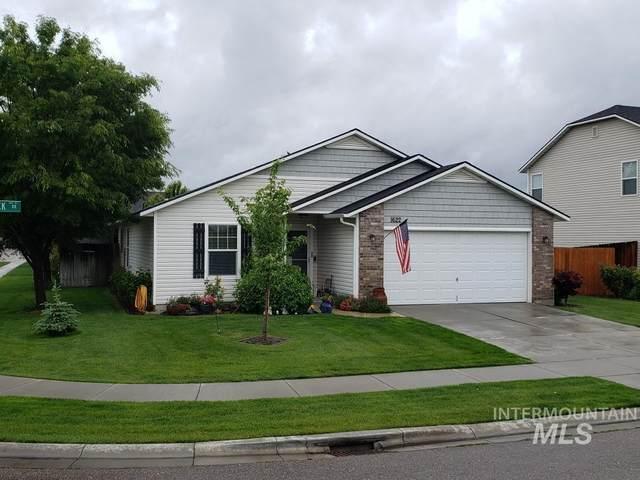 1622 W. Tamarack Dr, Nampa, ID 83651 (MLS #98767488) :: Navigate Real Estate