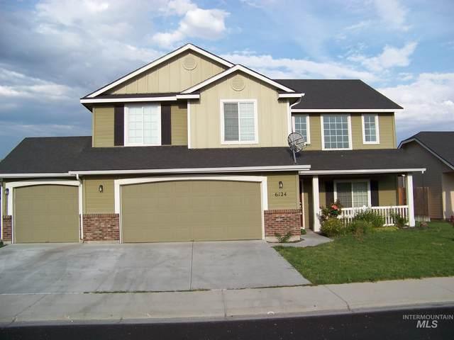 6124 S Sea Breeze Way, Boise, ID 83709 (MLS #98767546) :: Full Sail Real Estate