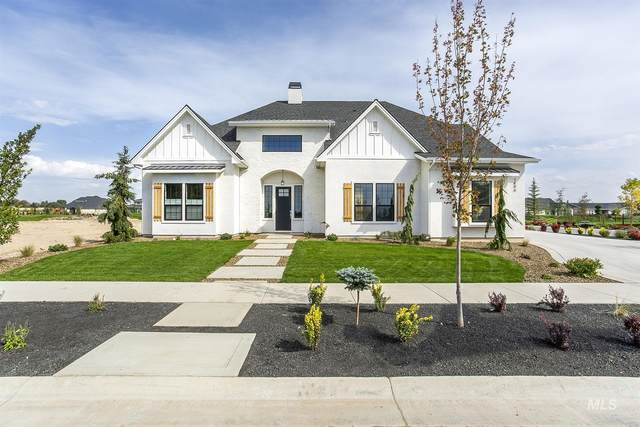 6281 S Bosch Way, Meridian, ID 83642 (MLS #98767547) :: City of Trees Real Estate