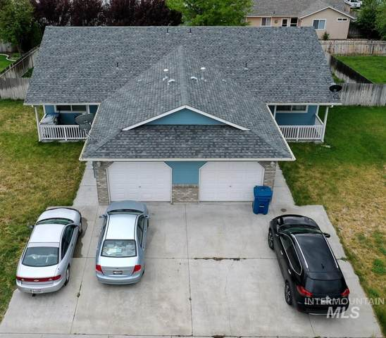 1127 &1129 Rockridge, Mountain Home, ID 83647 (MLS #98767556) :: Story Real Estate