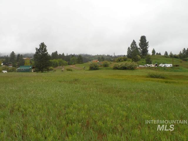 Lots 11,12,13 Clear Creek Estates # 8, Boise, ID 83716 (MLS #98767584) :: Build Idaho