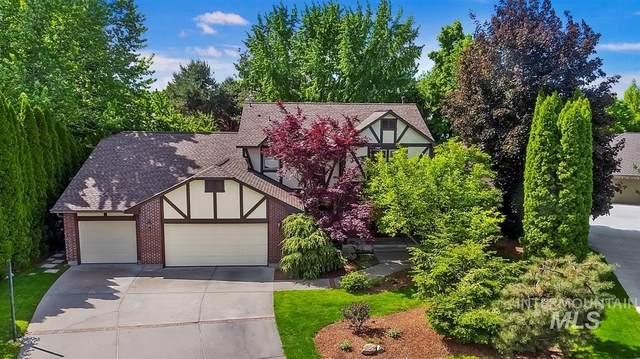 11395 W Hickory Hill Court, Boise, ID 83713 (MLS #98767613) :: Adam Alexander