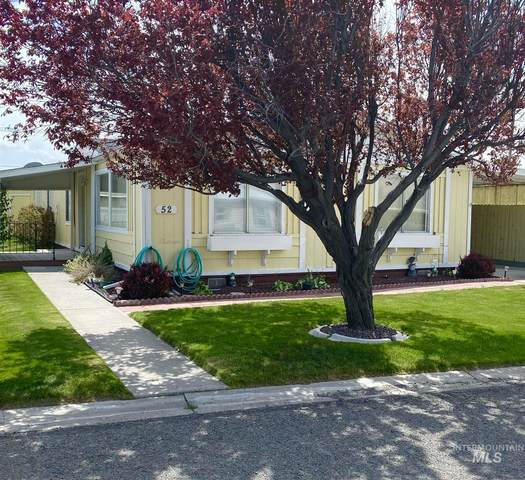 1414 Parke Avenue #52, Burley, ID 83318 (MLS #98767621) :: Jon Gosche Real Estate, LLC