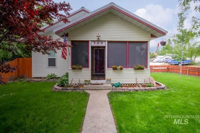 504 Boise Ave, Emmett, ID 83617 (MLS #98767629) :: Own Boise Real Estate